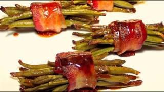 Recipe: Sweet Green Bean Bundles