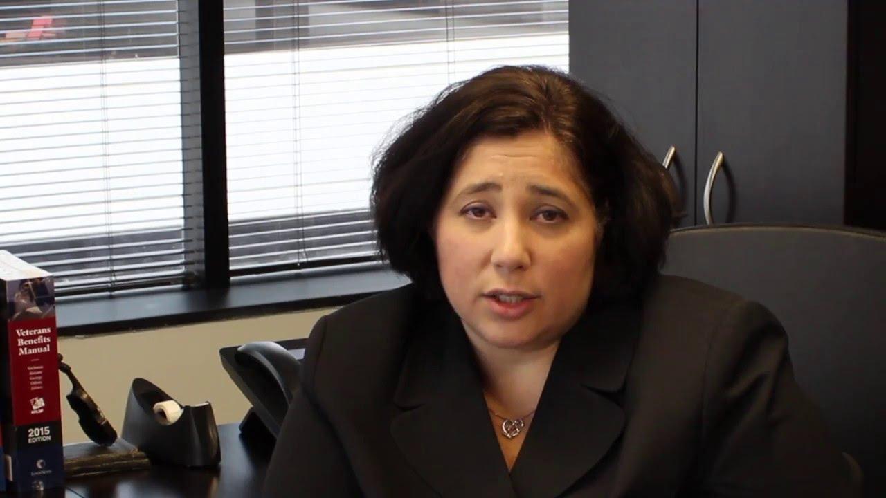 Notice of Disagreement: VA Form 21-0958 (Nancy Foti) - YouTube