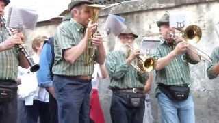 Banda musicale ANA  Alto Lario - 87.ma adunata alpina - Pordenone 10.5.2014
