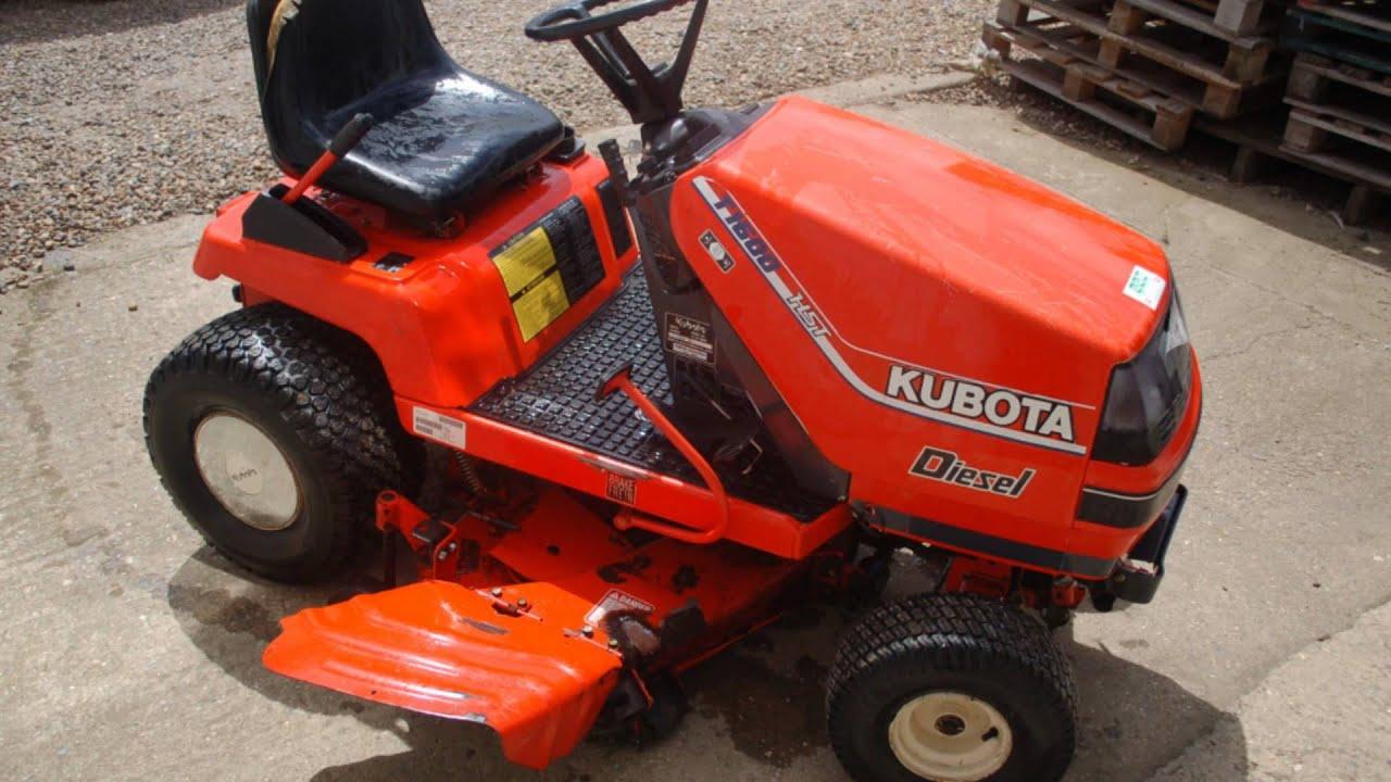 Kubota Lawn Mower Parts : Locations de vehicule voitures kubota hst t diesel