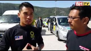 Ambulans konvoi ke Syria hadapi masalah dokumentasi