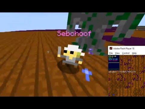 Playing RotMG Through Minecraft?!?!?!