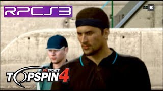 PS3 Emulator   Top Spin 4 Tennis HD (RPCS3) Vulkan i7 4790k PC