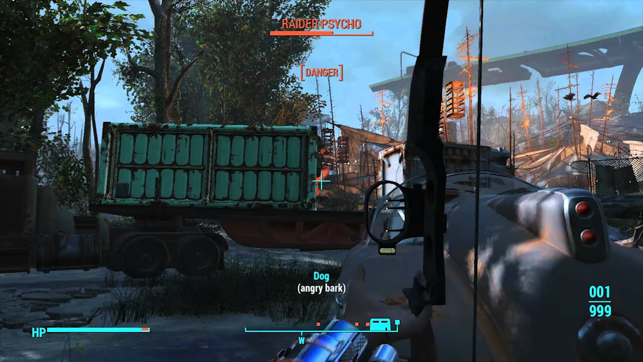 how to find compound fallout 4