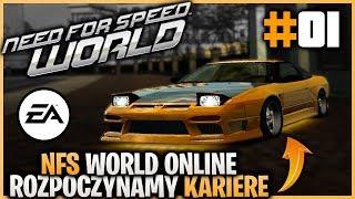 NFS World Online - Rozpoczynamy karierę! #01