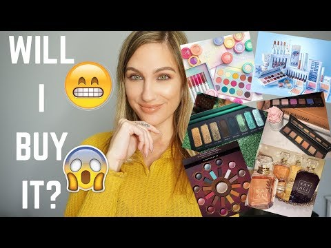 WILL I BUY IT? │NEW MAKEUP RELEASES NOVEMBER 2018 + BLACK FRIDAY DEALS Mp3