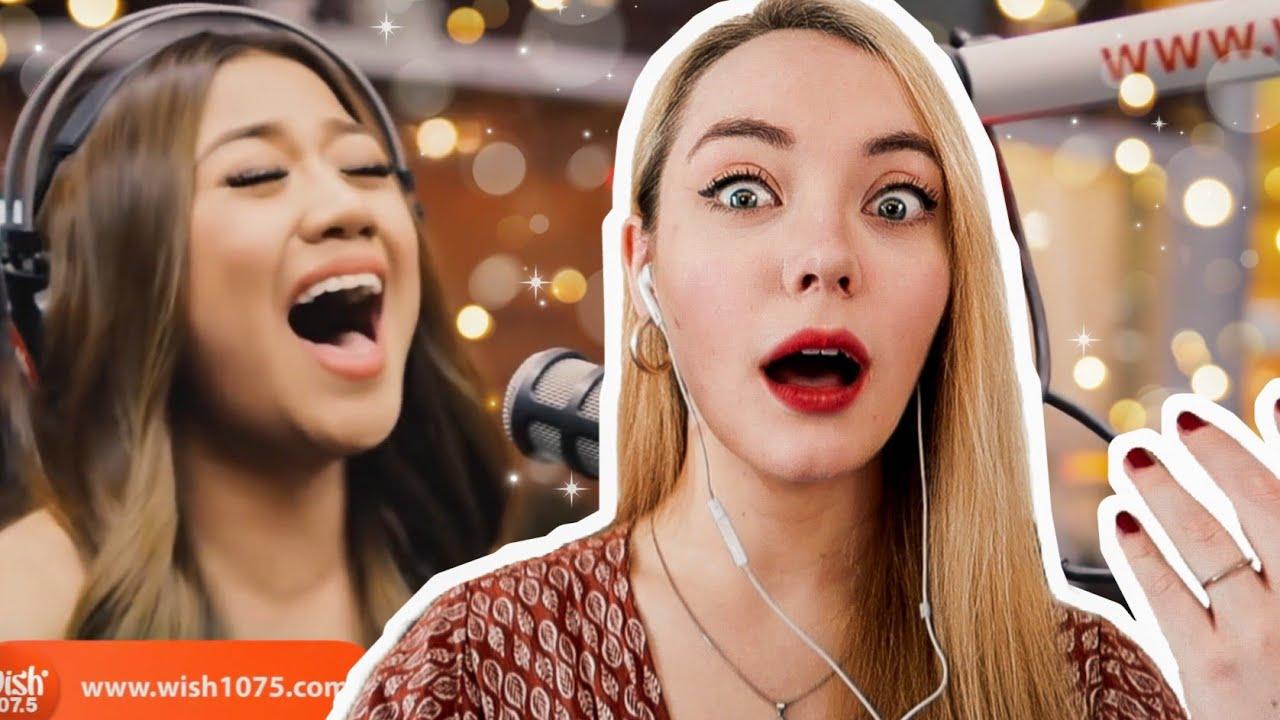 MORISSETTE AMON - 'Rise Up'♬ Reaction | VERA