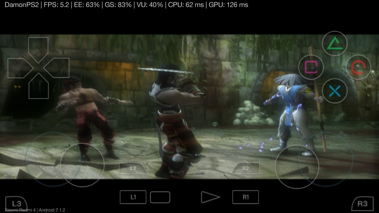 How to download ps2 mortal kombat shaolin monks on android real no fake