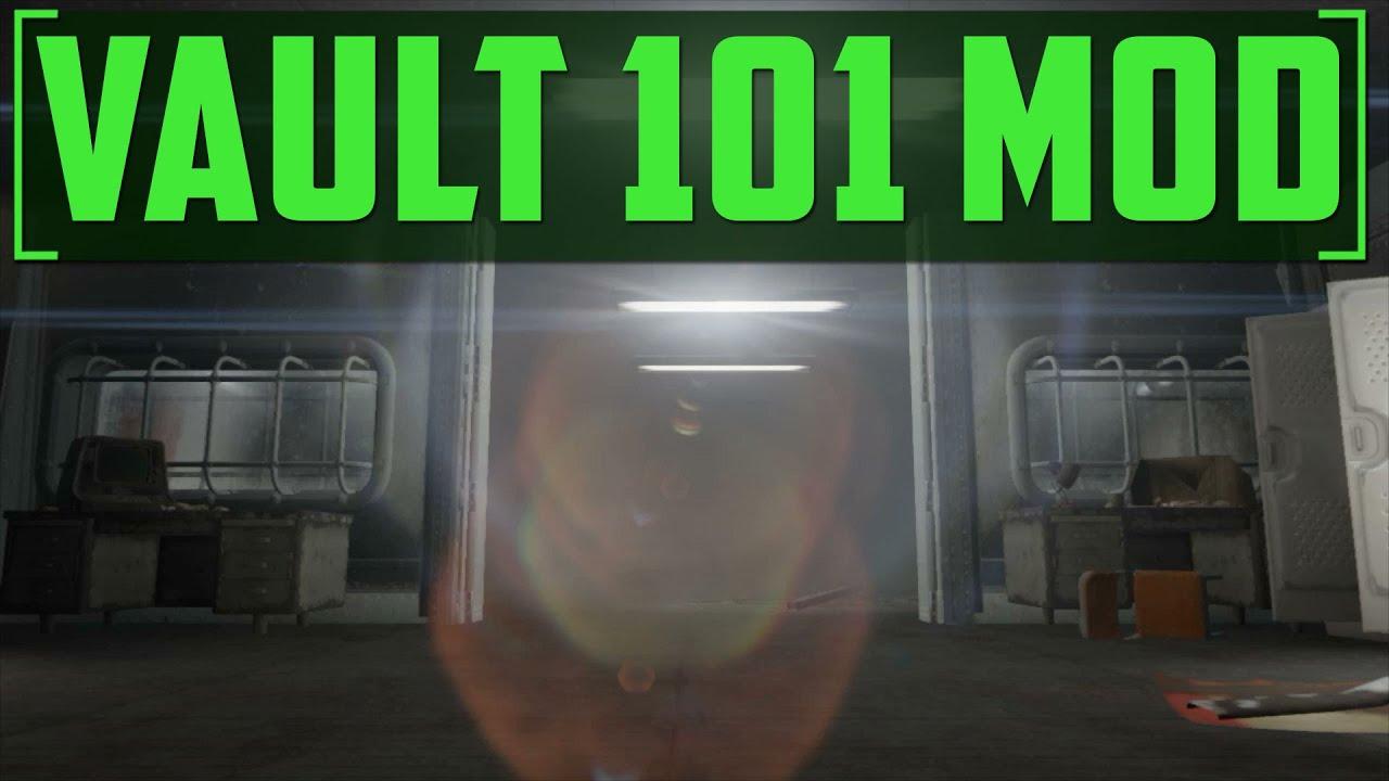 Fallout 4 Vault 101