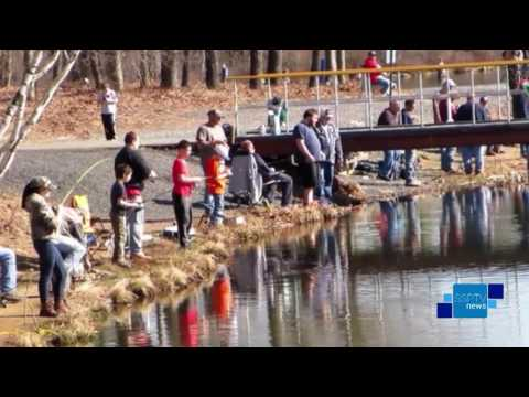 Outdoor Exploring Trout Fishing - SSPTV News