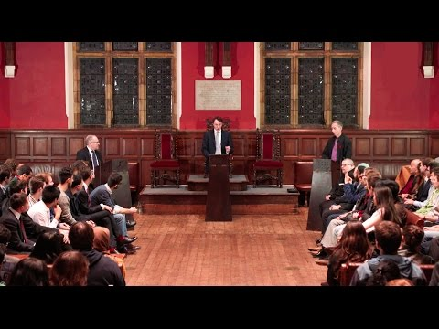 BDS Movement Debate | Oxford Union