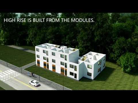 Sisco Oyj - Modular building