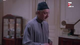 زيارة الضابط هلال للشيخ شمس تزيد الغموض والإثارة في مسلسل #الكبريت_الأحمر