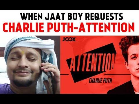 Gana Chala Do - Charlie Puth-Attention - Misheard Lyrics-Bollywood Classroom