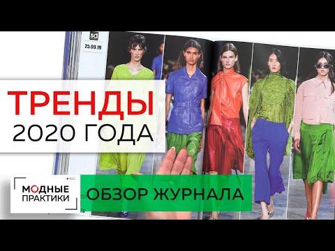 Мода 2020 года. Новые тренды, яркие сочетания тканей и фактур. Совмещение разных стилей. Лекция.