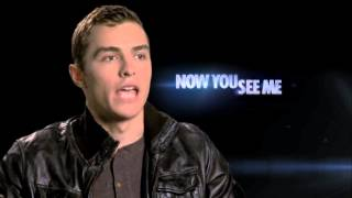 """Dave Franco's Official """"Now You See Me"""" Interview - Celebs.com"""