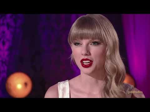 Taylor Swift   RED live at Harvey Mudd...