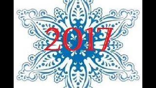 """Новогодняя пародия на песню Барбариков """"Новогодние снежинки"""""""