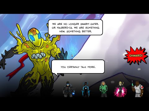 Sentinels of the Multiverse - Swarm Eater vs. Cypher & First Response at Northspar |