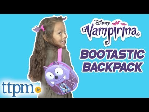 Vampirina Bootastic Backpack Set from Just Play