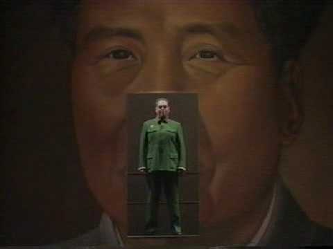 Nixon in china opera act 3 chairman dance