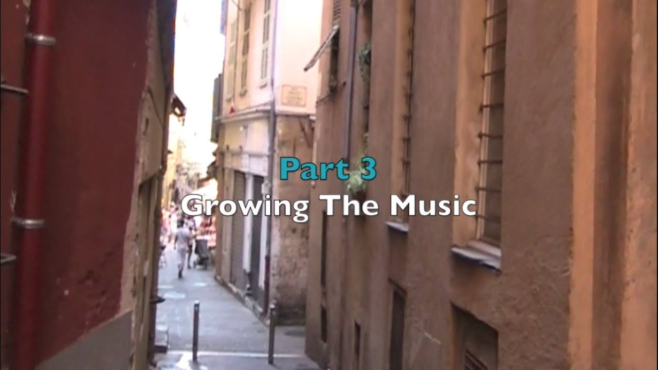 """SoulJahm - Sketches Of Europa - Phase 3 - """"Growing The Music"""""""