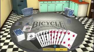 Bicycle Rummy (Gameplay) HD