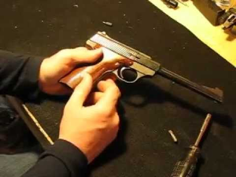 Browning Buckmark Or Challenger Disassembly Assembly Repair 22