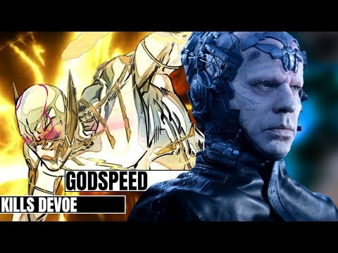 Godspeed will kill the Thinker! -  Devoe...
