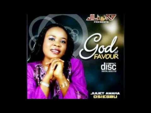 God Of Favour (Track 1) by  Juli Gold( Juliet Amaka Oseigbu)