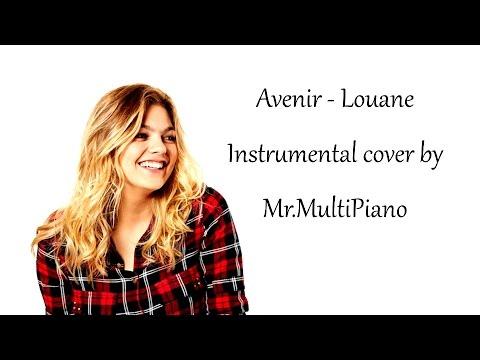 Avenir - Louane (Instrumental / Karaoke / Lyrics -Cover ...