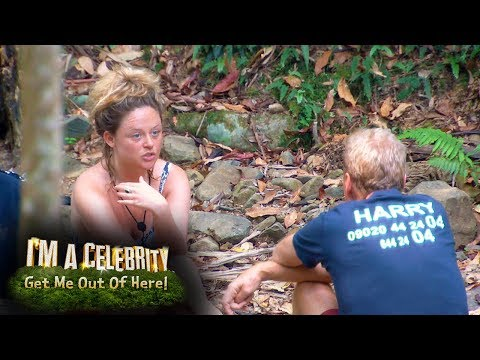 Emily Tells Harry She Fancies His Son | Im A Celebrity... Get Me Out Of Here!