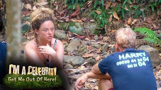 Emily Tells Harry She Fancies His Son | I'm A Celebrity... Get Me Out Of Here!