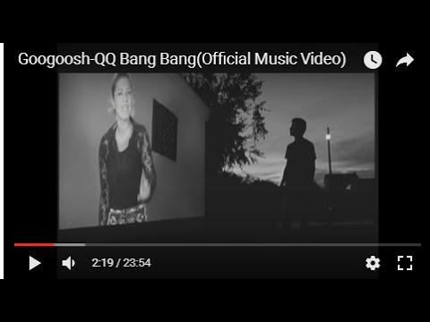 Googoosh-QQ Bang Bang(Official Music Video)