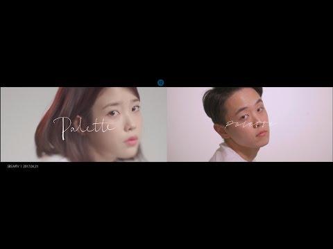 [MV BOY VERSION] IU(아이유) _ Palette(팔레트) (Feat. G-DRAGON) | Side by Side