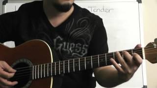 Đệm guitar căn bản 11( Love me tender, complete)