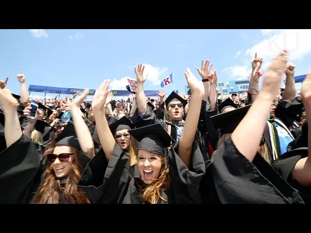 Commencement Highlights 2014