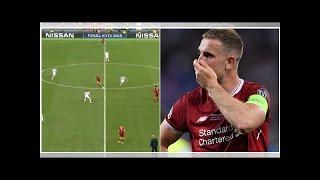 Liverpool fan's Twitter thread of Jordan Henderson v Real Madrid is very revealing