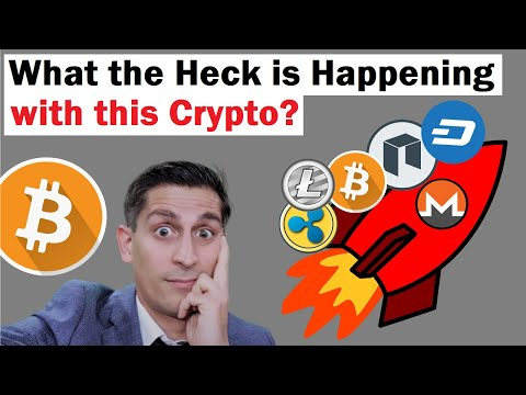 What On Earth Is Happening With This Crypto?