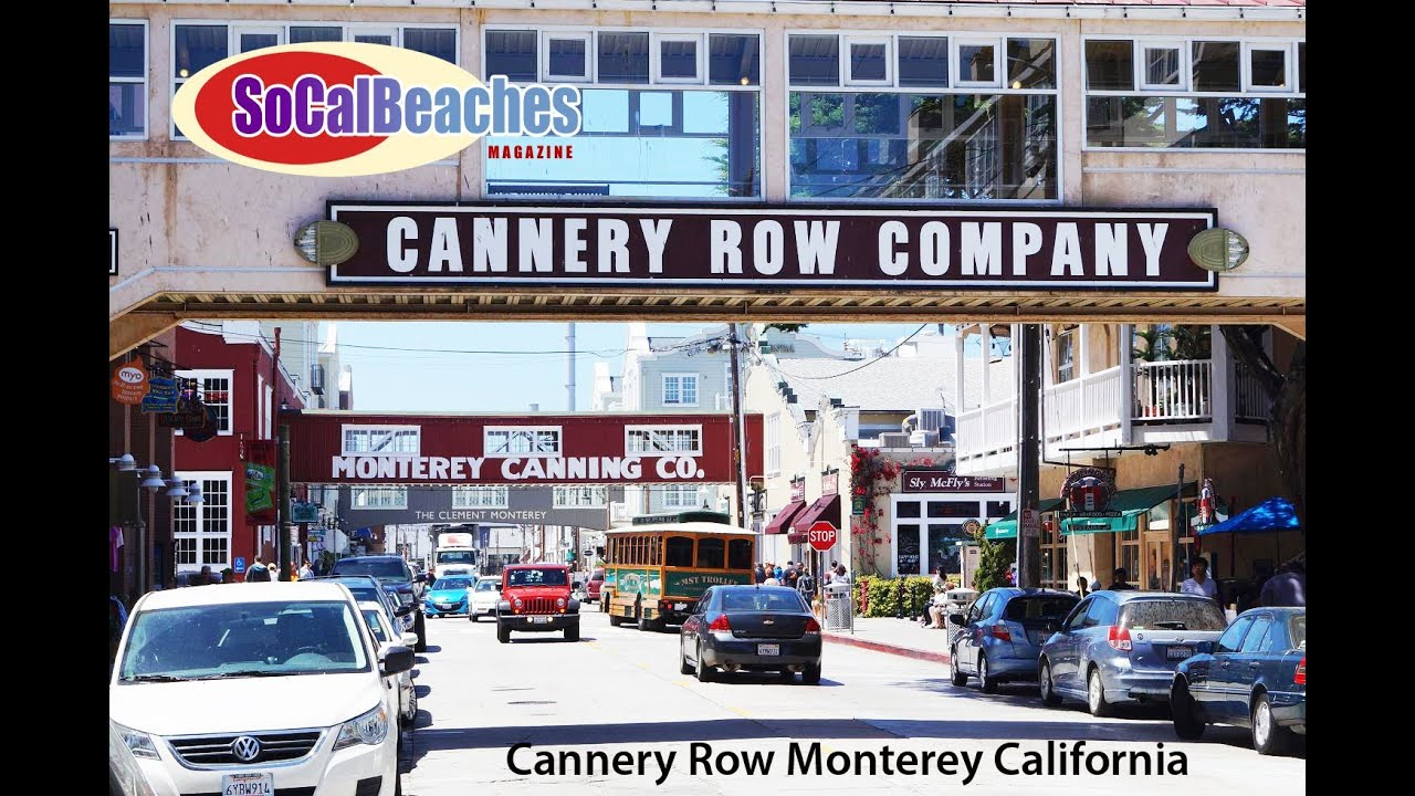 cannery row Dining and wine tasting home to over 25 different restaurants, from casual to upscale, cannery row is the ideal place to begin your monterey dining adventure.