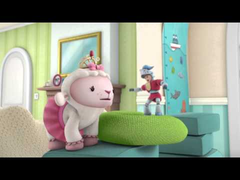 Doc McStuffins - Big Head Hallie | Official Disney Junior Africa