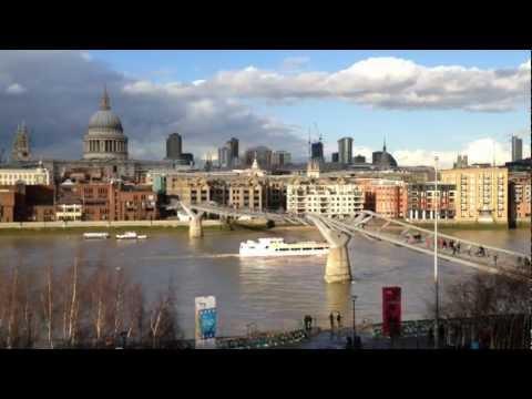 Spring walk in London 2012