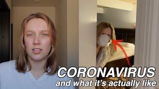 My Mom's Coronavirus Experience | COVID-19 Daily Vlogs