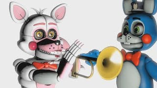 FUNNY FNAF FULL asdfmovie (Funny FNAF Animations)
