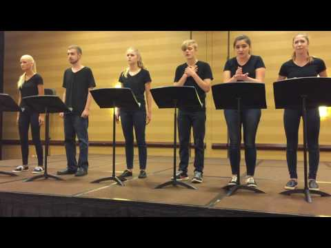 Just One Question - Readers Theater (National Fine Arts Merit Winner 2016)