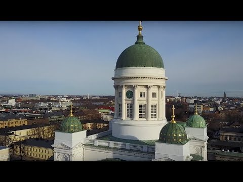 Beautiful Helsinki - Ultra HD Drone Aerial video
