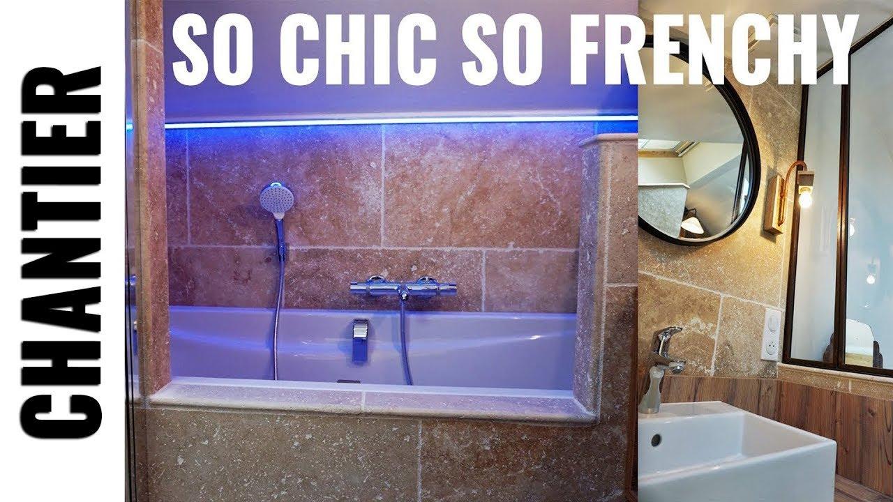 Salle De Bain Low Cost salle de bain suite parentale - #chantierljvs