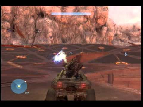 Halo 3 last level: gameplay