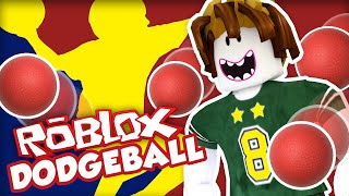 Let's Play ROBLOX / DODGEBALL!!