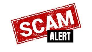 Scam Alert | Cryptocurrencies Airdrop Scam | Youtube Must Shut Em Off